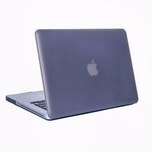 RYGOU funda de caparazón duro mate esmerilado para MacBook Pro 13, carcasa de 13,3 pulgadas (A1278 CD ROM), liberación 2012/2011/2010/2009/2008