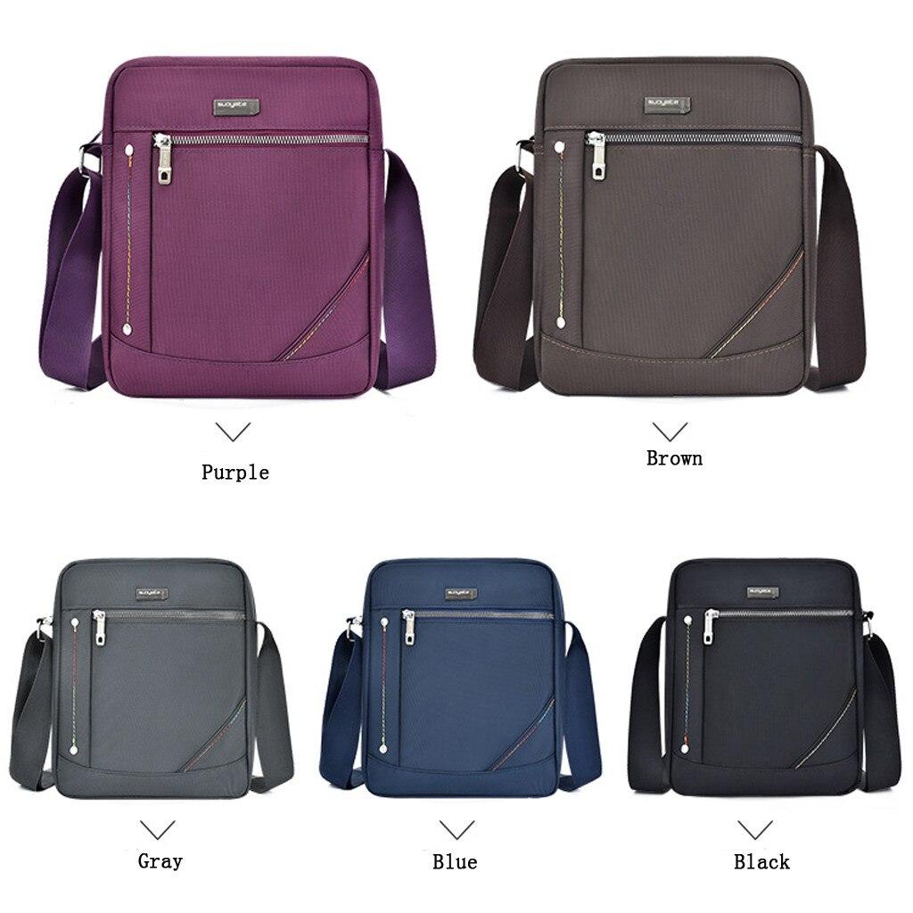 Men Women Fashion Casual Business Shoulder Bag Outdoor Messenger Bags Briefcase сумка мужская портфель мужской сумки мужские