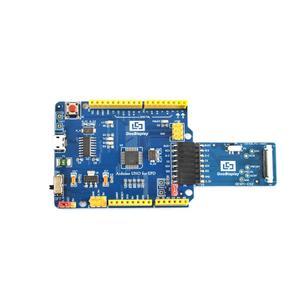 Image 1 - E Giấy Màn Hình Ban Phát Triển Bản Demo Bộ Arduino EPD Mũ Cho E Mực In Màn Hình Arduino