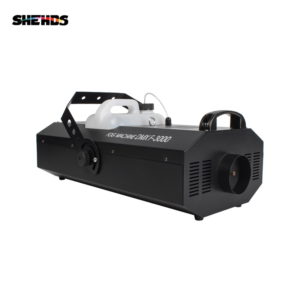 Smoke Machine 3000W DMX512 Wire And Wireless Remote DJ /Bar /Party /Show /Stage Light Professional Stage Dj Equipment