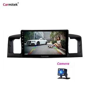 Z systemem Android 2 din głowica radia samochodowego jednostki odtwarzacz multimedialny dla TOYOTA Corolla E120 2007 2010 2011 2012 2013 BYD F3 nawigacja stereo