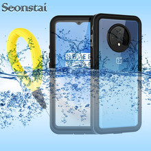 Waterproof case for Oneplus 7T T7 7 T IP
