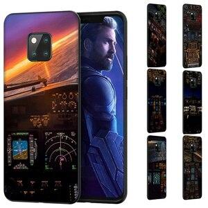 2020 Новый чехол Роскошный Анти-осенний силиконовый чехол для телефона Huawei Honor6A 7A 8C 9 10 20S Lite Pro Чехол Король Лев