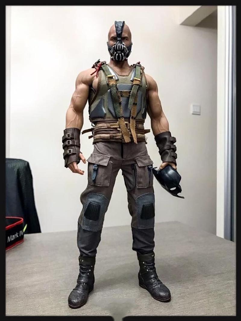 1/6 Scale The Dark Knight Rises Bane Head Sculpt For 12