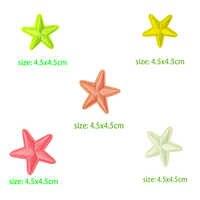 1 stücke mix Star Patch für Kleidung Eisen auf Gestickte Nähen Applique Nette Patch Stoff Abzeichen Bekleidungs DIY Bekleidung Zubehör