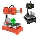 Набор для 3D-принтера, бесшумная материнская плата с магнитной платформой, простой в использовании настольный принтер с одним нажатием