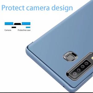 Image 5 - 스마트 미러 삼성 갤럭시 S10 라이트 S9 S8 S7 가장자리 A8 A9 A7 A5 A6 플러스 2018 A10 A20 A30 A40 A50 A80 A90 A70 커버