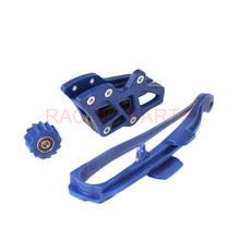 Направляющая для цепи, слайдер, направляющая для маятника, нижний ролик для Yamaha YZ WR 250F 450F YZ250F YZ450F WR250F WR450F