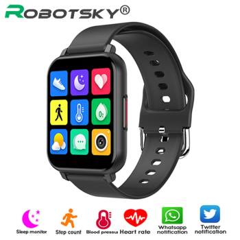 T82 Smart Watch Men Women Fitness Sport Tracker Blood Pressure Heart Rate Smartwatch Bluetooth Full Screen Touch For Android IOS недорого