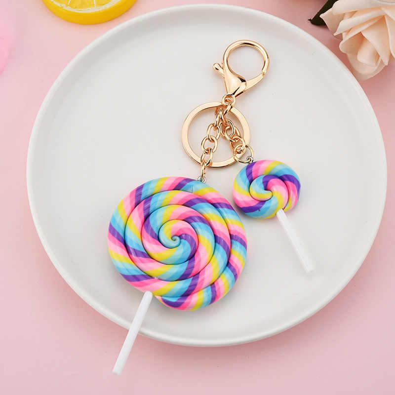 lollipop art Kawaii lollipop fanart Cute lollipop gifts Lollipop charm lollipop keychain lollipop gifts