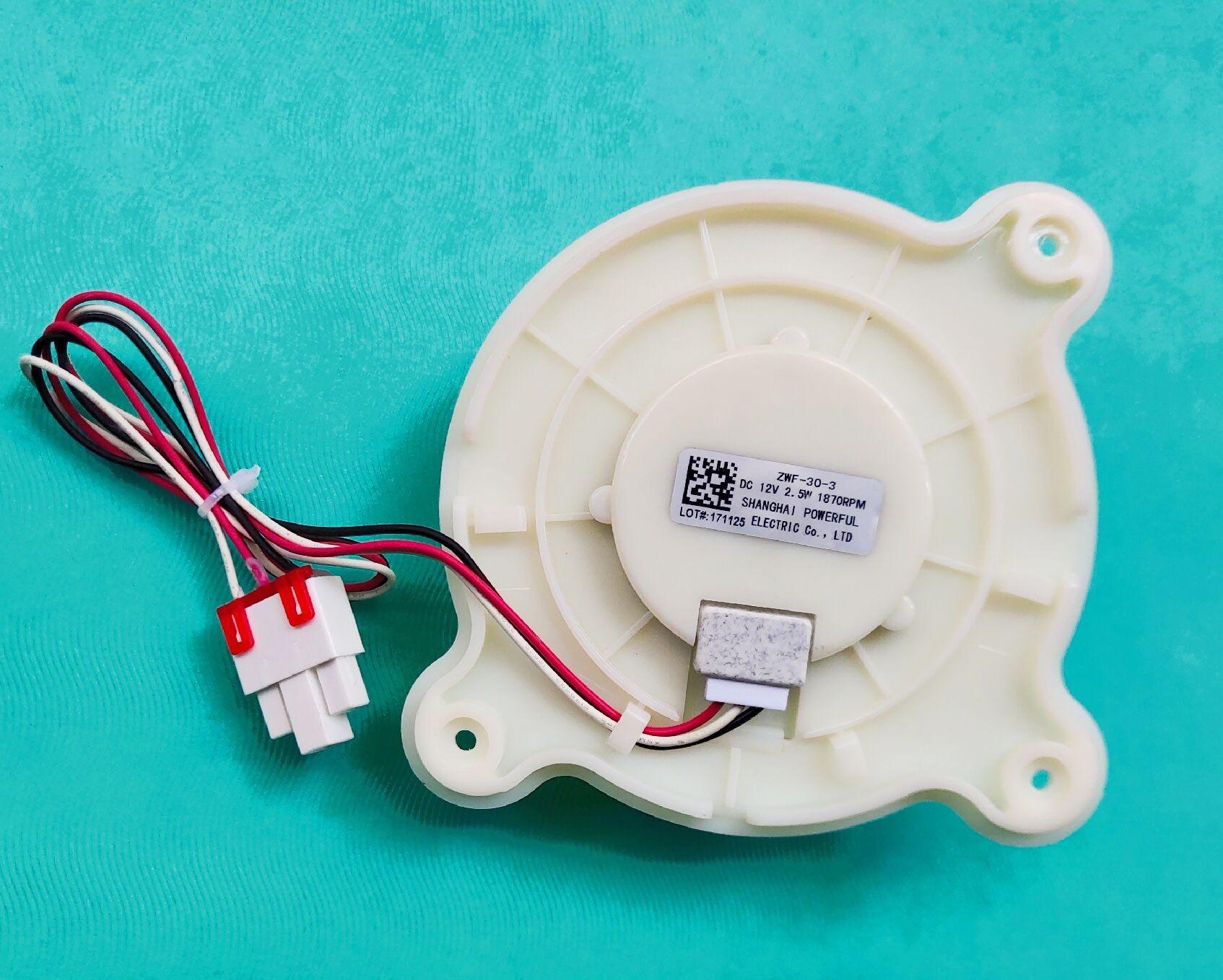 Original New For Refrigerator Motor ZWF-30-3 1PCS