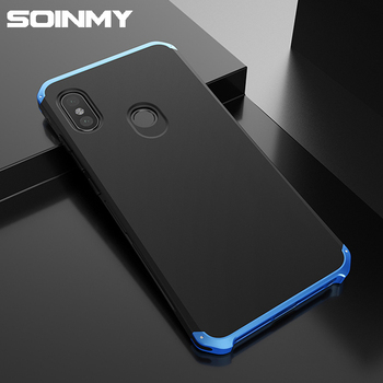 Metal case For Xiaomi Redmi note 8 Pro Case Aluminum Shockproof Armor Redmi Note 5 case cover Redmi note 7 note8 note 6 pro case