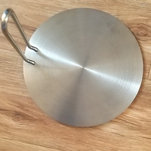 Converter Cooker-Plate Induction-Plate-Adapter Heat-Diffuser Kitchen-Appliance 20cm Gas