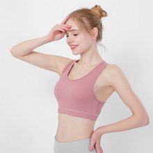 New Women Sports Bra Sexy Top Push Up Female Gym Fitness Underwear Seamless Running Yoga Brassiere