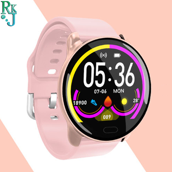 K9 Smart Watch Waterproof Bracelet Information Reminder Heart Rate Sleep Monitoring Music Multiple Sports Mode Multi-dial Band image