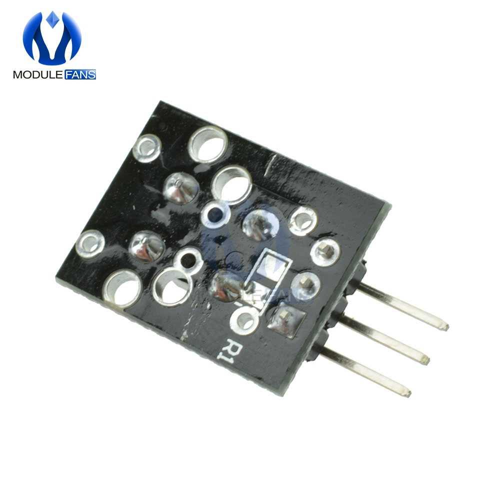 KY-004 50mA 12V DC AC 250v Módulo de interruptor de llave para Arduino AVR PIC UNO MEGA2560 Placa de prueba 3PIN la interfaz digital LED