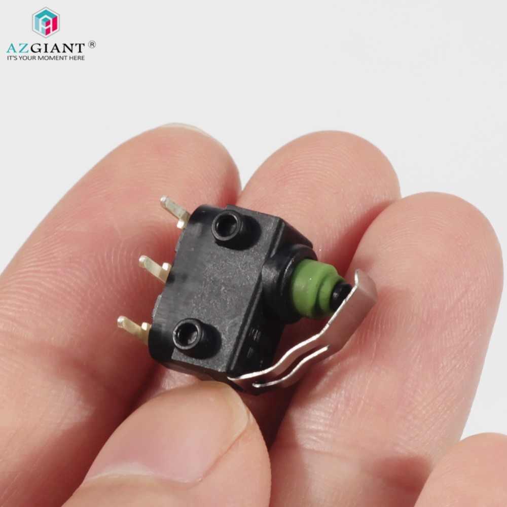 Micro interruptor azgiant para mercedes benz w204 w207 w212 bloqueio de roda esl elv micro-toque interruptor de ignição pés dobrados com clipe de metal