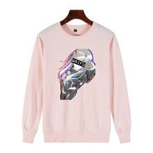 Womens Darling In The Franxx Women Sweatshirt Zero Two Waifu Funny Anime Manga Pullover Clothing Pure Cotton Normal Sweatshirts