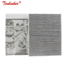Cabin Filter 7H0819631 For Audi Q7 4L 2006-2015 3.0TDI 3.6FSI 4.2TDI Model 1Pcs Built in Carbon Air Conditioning