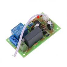 AC 220V Trigger Delay Switch Turn On Off Board Timer Relay Module