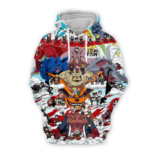 Tessffel Cartoon Anime Naruto Harajuku casual Tracksuit 3D Pullovers Print Hoodie/Sweatshirt/Jacket/shirts Mens Womens funny s-5