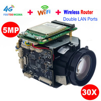 Câmera humanóide sony imx 335, câmera ip sem fio ap 5mp 30x, 4g, wi-fi, com gravador ap, dv, suporte sd, microfone, alto-falante, sim 4g
