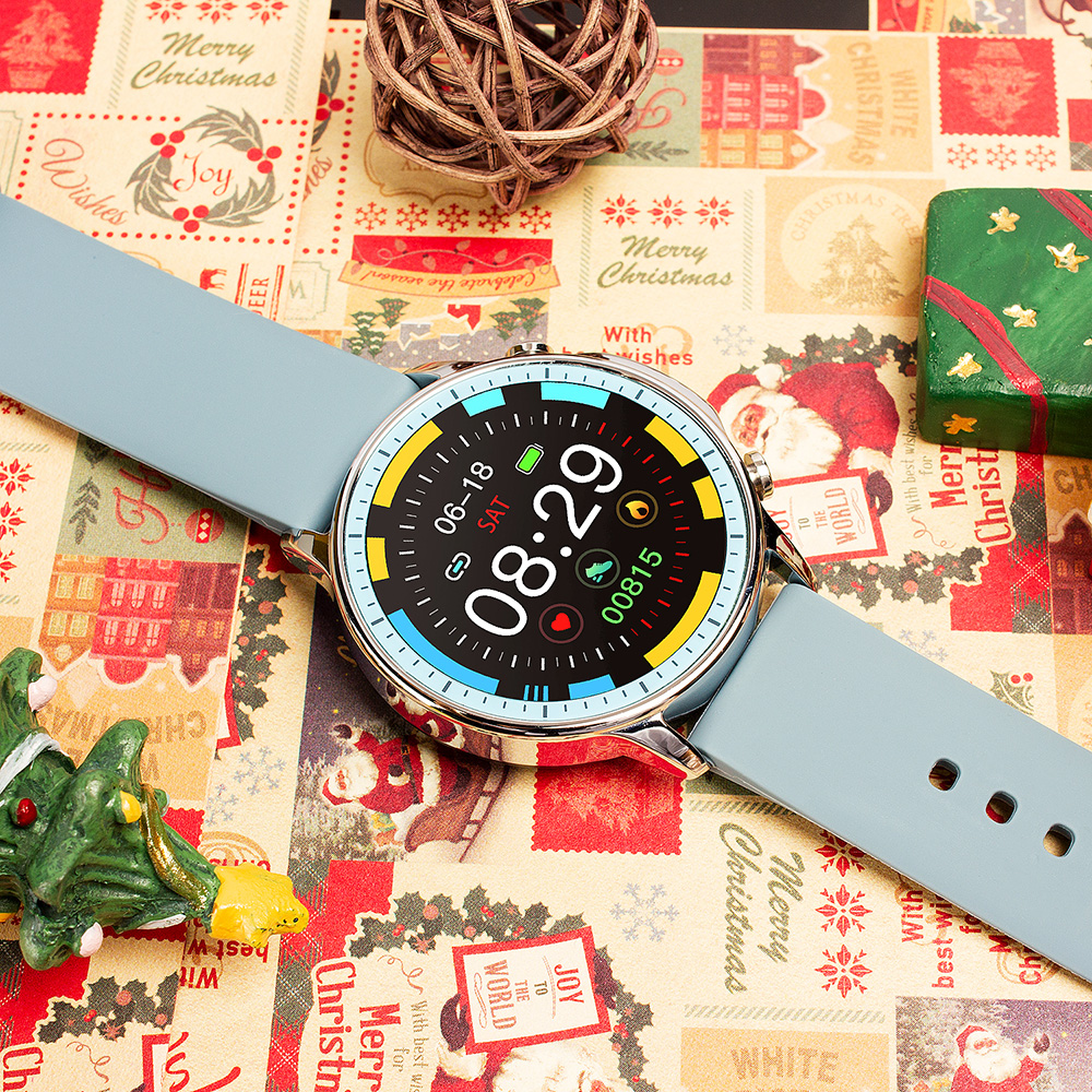Hc010d4a97a9848ba8acf953999925fe47 COLMI V23 Women Smart Watch Full Touch Fitness Tracker IP67 Waterproof Blood Pressure Smart Clock Men Smartwatch
