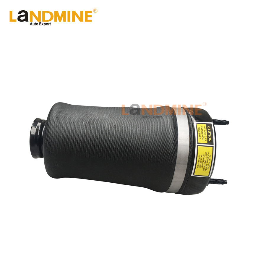 უფასო მიწოდება New Air Suspension Spring Bag წინა Air Shock Fit W164 Mercedes X164 ML 320 GL A1643206013