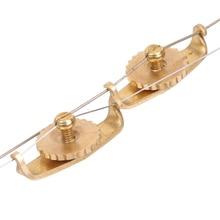 2 шт. инструмент Erhu триммер легкий Pratical струны профессиональный аксессуар замена Urheen тюнеры тонкая настройка медь