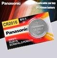Высококачественная литиевая батарея Panasonic 3 в cr2016, Кнопочная батарея, часовые батарейки cr 2016 DL2016 ECR2016
