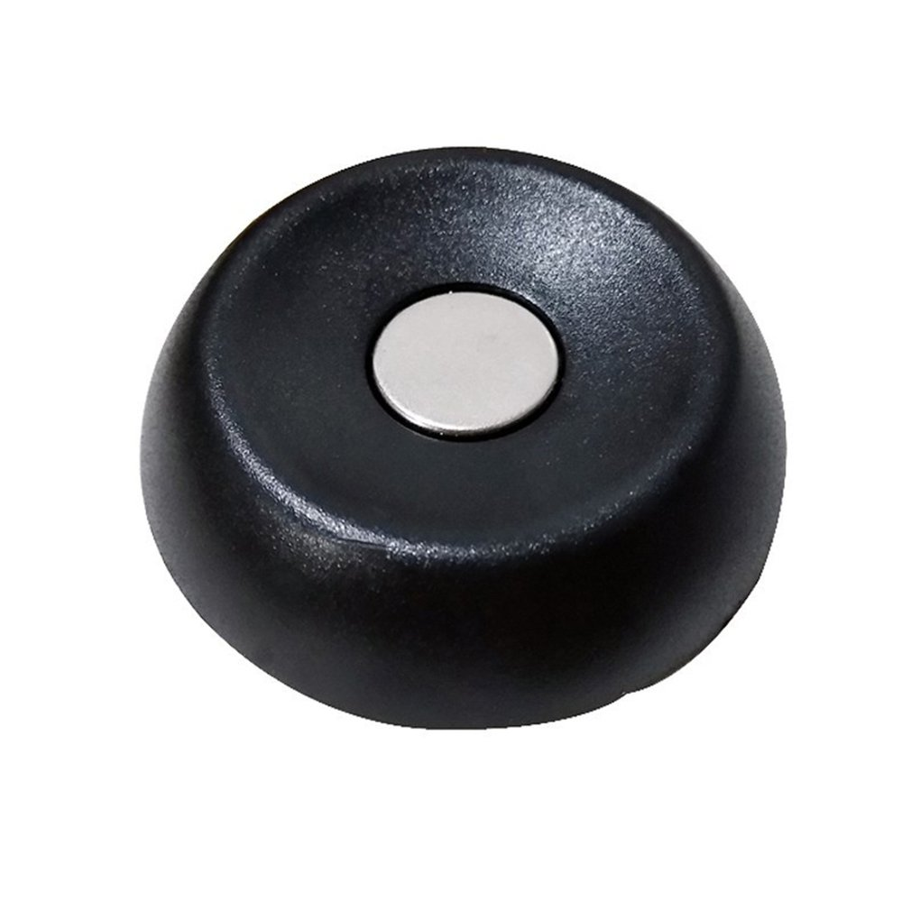 Round Quilt Clothes Clip Holder Magnetic Anti-Move Buckle Fixer Holder/Unlock Device Home Travel Hotel Clip Black