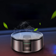 2PCS Vehicle Instrument Smart Aromatherapy Perfume Car Plant Extract Solid Balm Long Lasting Light Fragrance Remove Smell