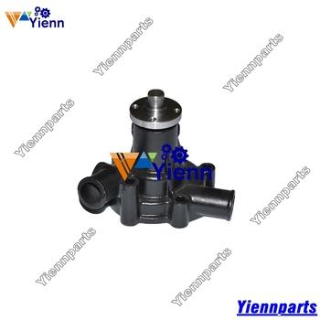 Dla Yanmar 3D84-1 3T84 3T84HTLE pompa wody 121000-42010 dla TAKEUCHI TB25 Yanmar 3T84HLE-TBS 3T84HA-S naprawa silnika części tanie i dobre opinie Yienn Aluminum 3T84 3T84HLE