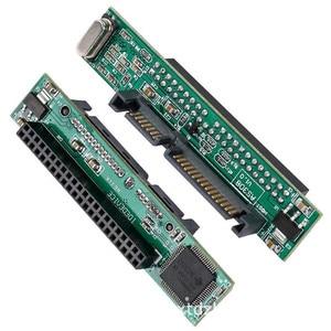 "Laptop 2.5"" Hard Drive 44Pin IDE Female to 7+15Pin 22Pin SATA Male Adapter Converter(China)"