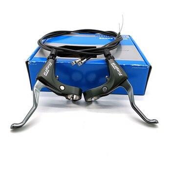 Shimnao Tiagra BL-4700 плоский рычаг тормоза дорожный велосипед V набор с кабелями и корпусом