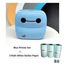 Photo-Thermal-Printer Bluetooth 3-Colors Pocket P8-Baypage Mini-Usb Wireless New GOOJPRT