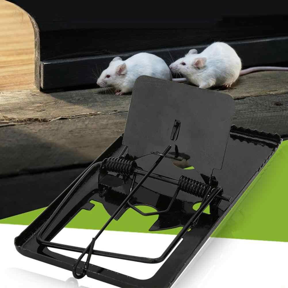 Ménage Réutilisable Sensible Rat Souris Piège Catcher Souris Appât Pince À Ressort Pince