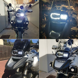 Image 3 - New Arrival!Motorcycle LED Headlights Projector for BMW R1200GS 2004 2012 R 1200GS ADV Adventure 2005 2013 Moto Lights Assembly