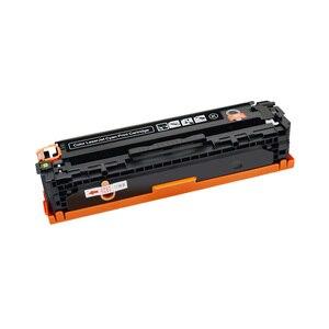 Image 3 - Cartucho de tóner Compatible con Dat CF540A CF541A CF542A CF543A CF540 para H P Laserjet M254 M254nw M254dw MFP M281fdw M281fdn M280nw