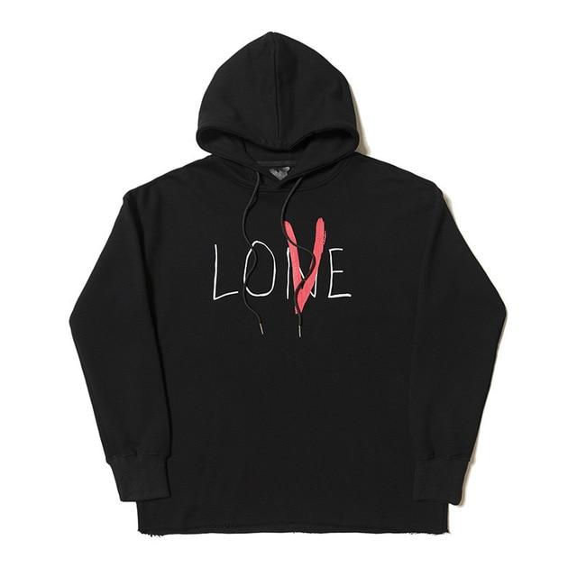 VLONE Love Hoodie 1