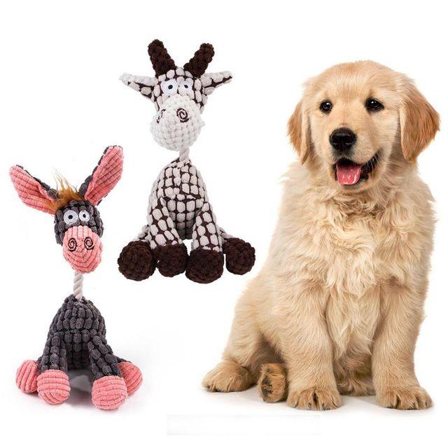Dog Toy Animal  Shape 2