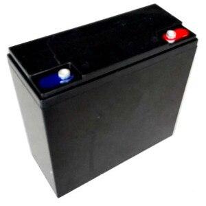 Image 3 - Большая емкость 12 в 60 А · ч комплект литий ионный батарей Перезаряжаемый для 12 в 300 Вт солнечного уличного освещения электромобиля + зарядное устройство