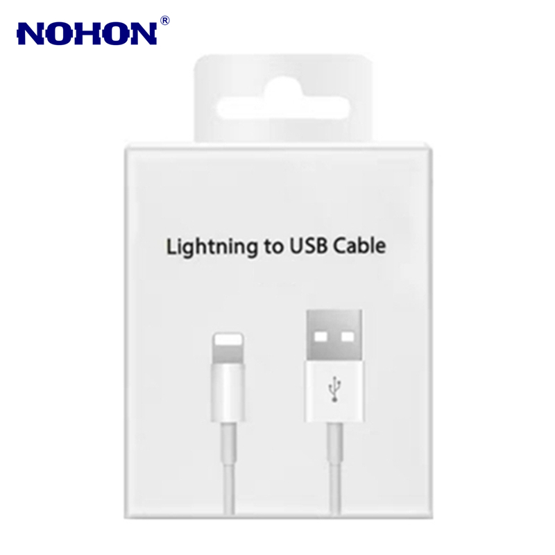 Original USB Data Charge Cable for iPhone 5S 6 6S 7 8 Plus X XS Max XR Fast Charging USB Sync Cable for iPad mini <font><b>2</b></font> Charger Line image