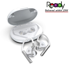 KZ E10 TWS bezprzewodowe sterowanie dotykowe słuchawki Bluetooth 5.0 1DD + 4BA hybrydowy zestaw słuchawkowy sportowe słuchawki basowe z redukcją szumów