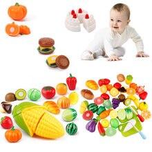 Детские кухонные ролевые игрушки для ролевых игр многоразовые