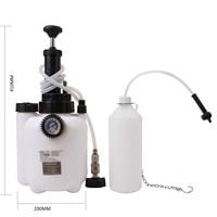 Car Brake Fluid Refill Dispenser Auto Maintenance Repair Tools Portable Home Use Brake Fluid Replacement Tool