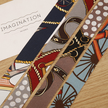 DIY Handmade Bias Tape HairBow Brooch Tie Accessories Webbing Material Printed Polyester Cotton Ribbons 10 16 25 40mm 50Yard/Lot kewgarden handmade tape 1 1 2 38mm thick soft cotton fabric satin ribbon diy bow tie brooch ribbons double face riband 8 meter