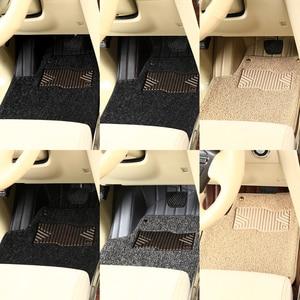 Image 5 - 도요타 Fortuner 2017 오른손 드라이브 방수 사용자 정의 자동차 자동 발 패드에 대한 부스트 자동차 바닥 매트