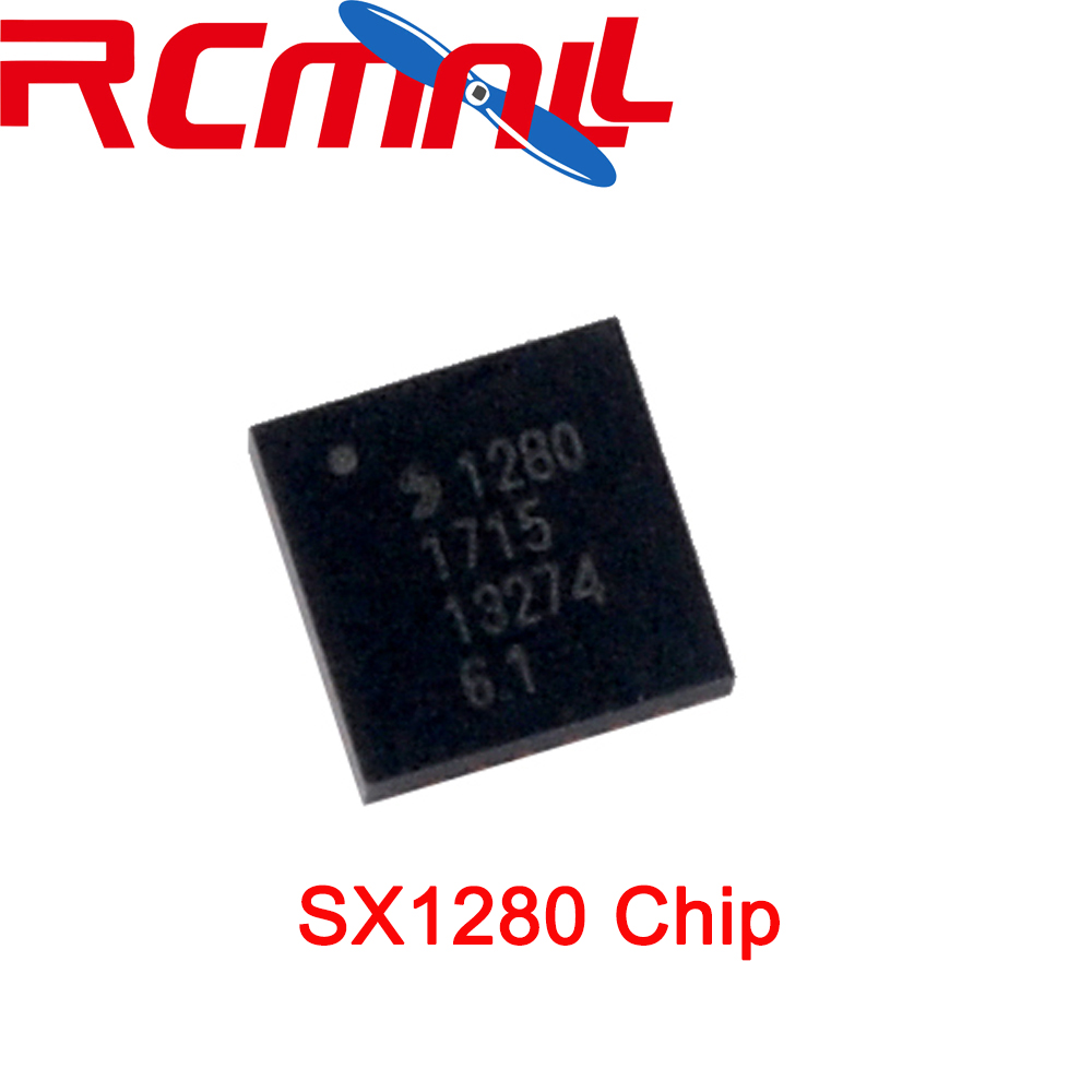 SX1280 Chip IC 2.4 GHz Long Range Communication SX1280IMLTRT Transceiver For Lora Module IOT Internet Of Things FZ2907