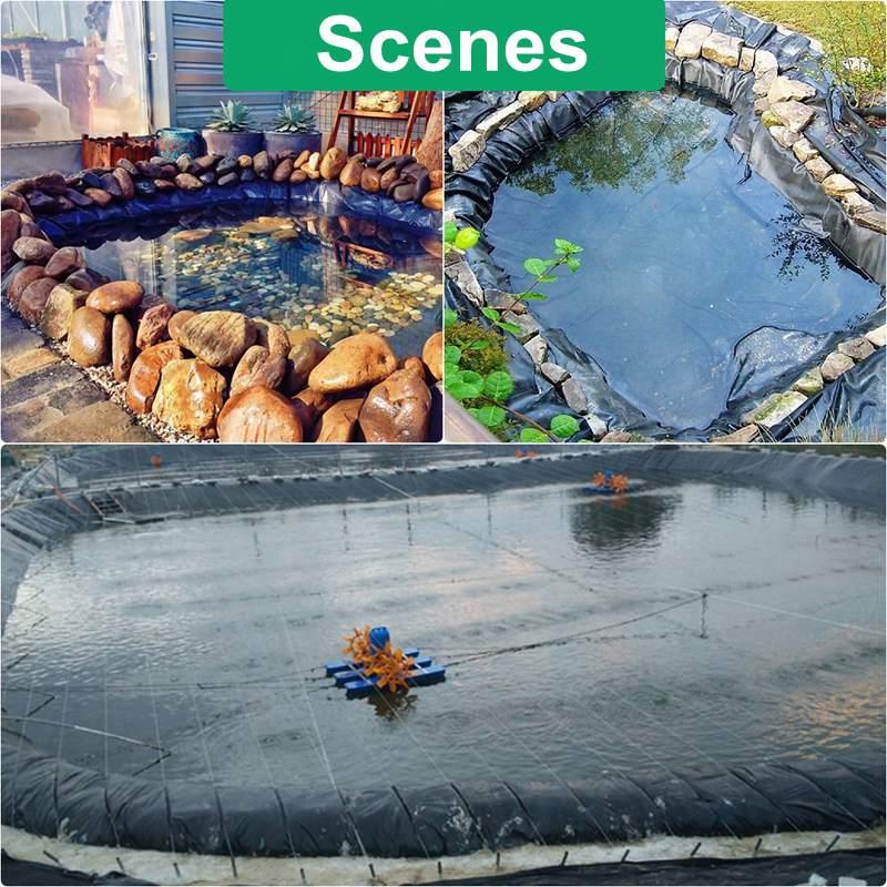 piscinas de jardim reforçado hdpe resistente profissional